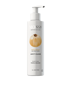 JUICY CLEAN Cleansing creme-mousse