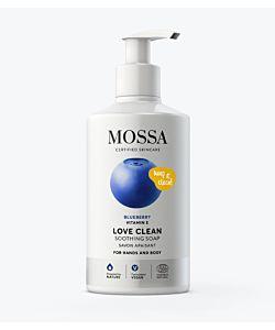 LOVE CLEAN mitrinošas ziepes