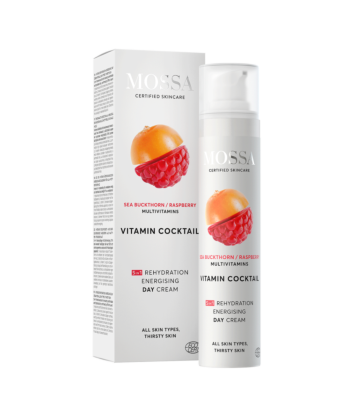 Vitamin Cocktail Intense Rehaydration energising day cream