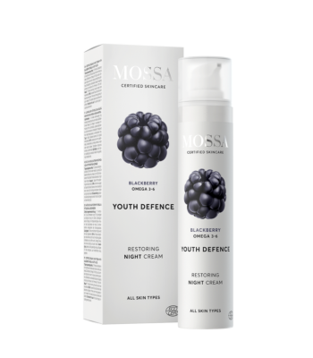 Youth Defence Restoring night cream