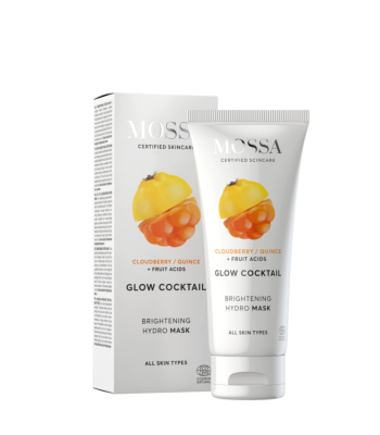 Glow Cocktail Brightening hydro mask