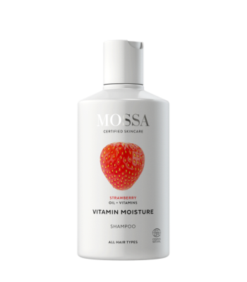 VITAMIN MOISTURE mitrinošs šampūns