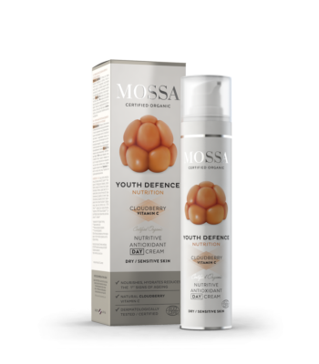 Youth Defence Nutritive antioxidant day cream